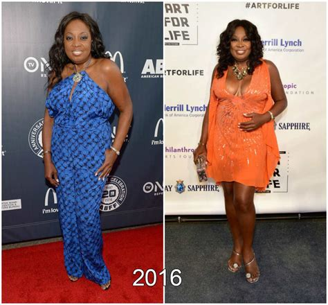 star jones reynolds - weight loss picture 1