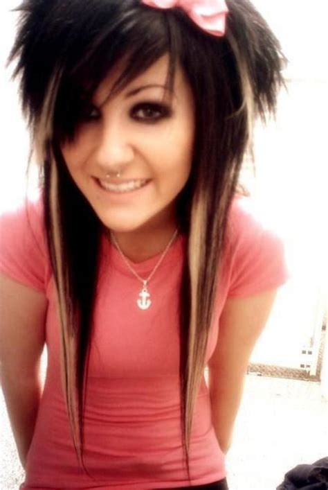 emo girl long hair picture 5