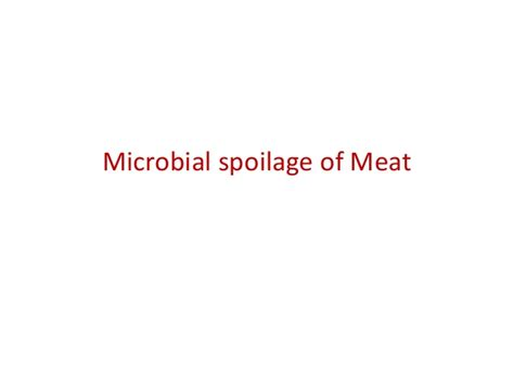 microbial spoilage of picture 2