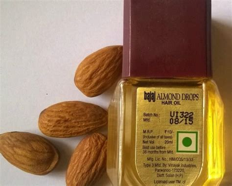 almond drops + review picture 5