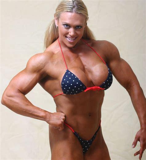 female bodybuilder collette guimond picture 3