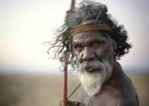 blonde hair aborigin picture 3