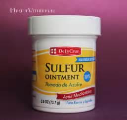 sulfer acne picture 5