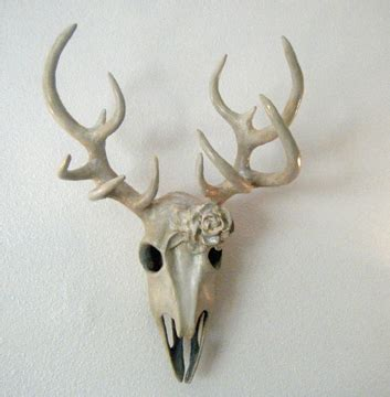 deer skull and h picture 9