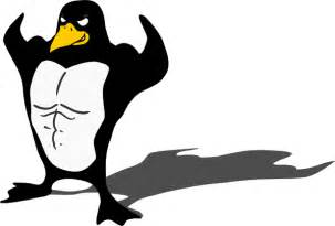 free muscle man clipart picture 1