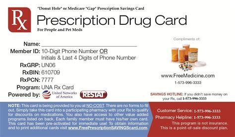 free prescription savings program picture 10