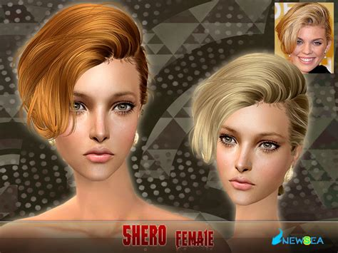sims 2 and hair picture 5