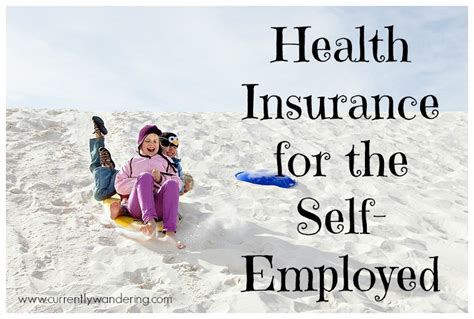 health insurance self employed picture 2