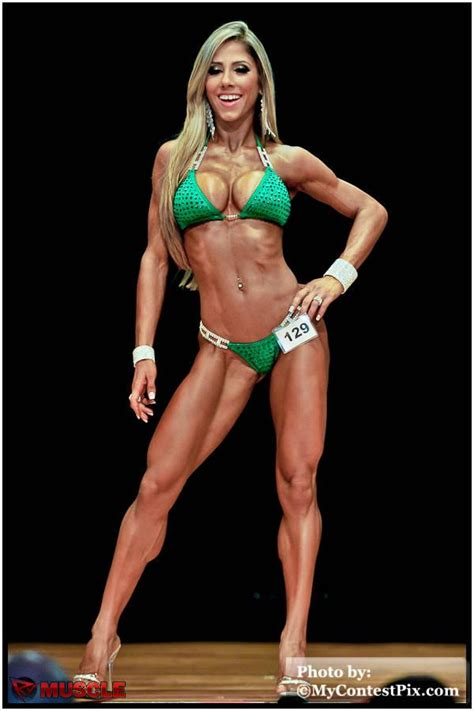 female muscle model clips picture 2