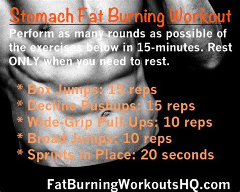 burning stomach fat picture 11