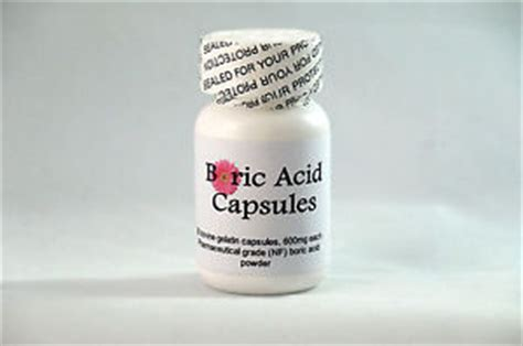 boric acid treatment for bacterial infections picture 4