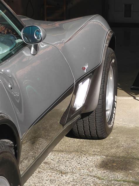 corvette fender debris screen picture 21