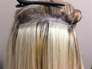 hair extensions tape picture 1
