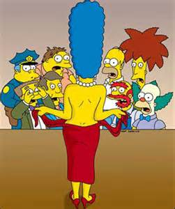 simpsons marge breast expansion online picture 11