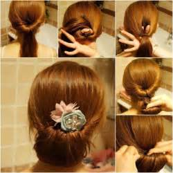 updos for medium hair how to picture 2