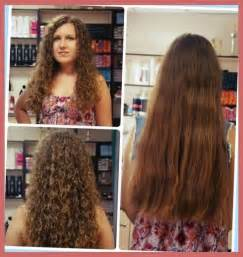 Spiral perm before and after picture picture 5