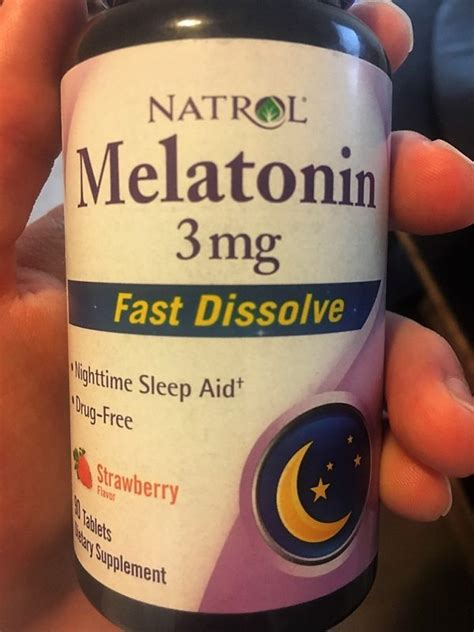 dosage of melatonin for sleep aid picture 7
