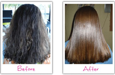 care for brazilian keratin treated hair picture 1