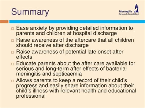 long term after effects of bacterial meningitis picture 1