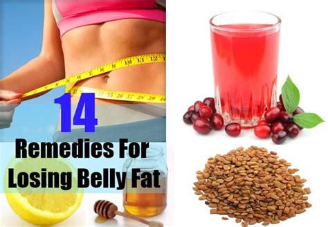 chinese home remedy to loss belly fat picture 9