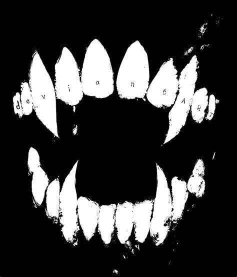 cartoon dog teeth picture 5