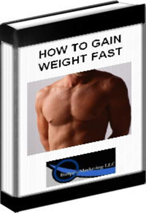 how to gain weight fast picture 7