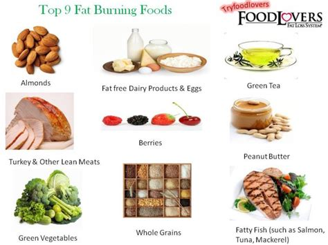 Nine fat burning foods picture 2
