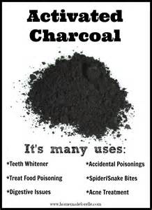 side effects of. acne products using charcoal picture 6