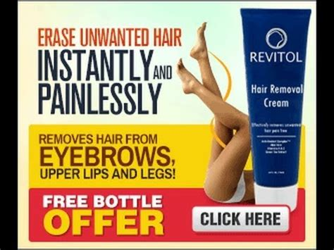 revitol hair removal cream drugstore picture 14