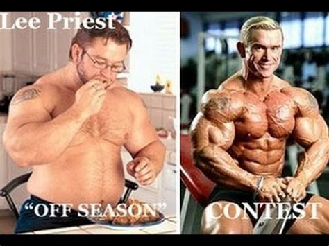 daily diet of lee priest picture 6
