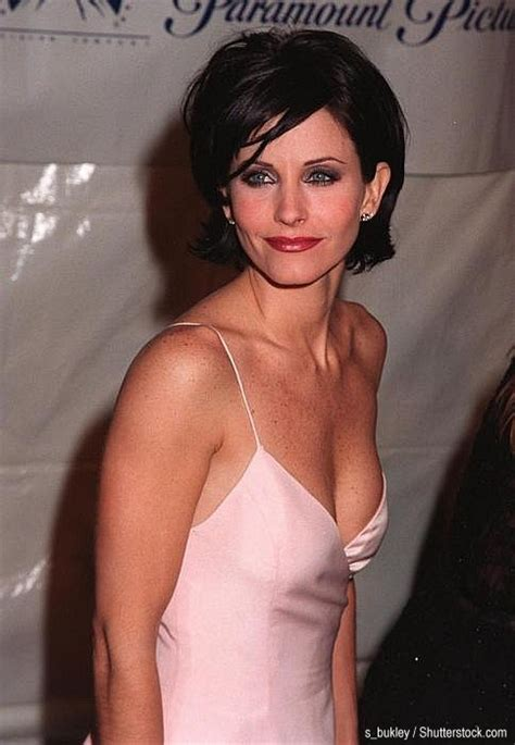 Courtney cox short hairstyles from the 90s picture 12