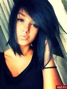 black hair styles and colors picture 10
