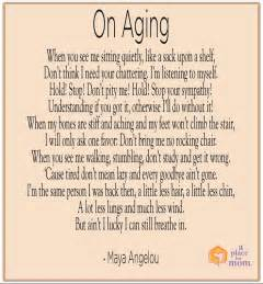 poems on aging with god picture 1