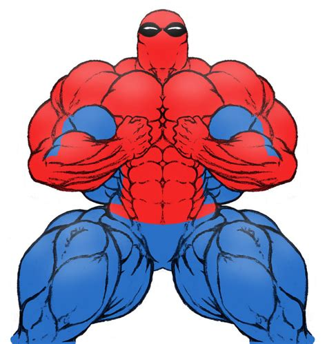 big mega growt murph muscle men art picture 15