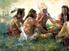 native american smoke pot ritual picture 15