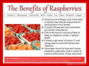 health benefits of red raspberry tea picture 5