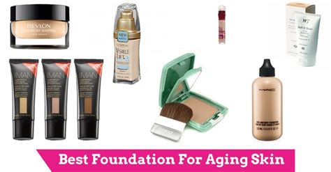 best foundation for aging women picture 1