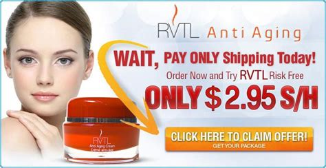 rvtl anti aging cream and equinox,dr oz picture 1