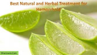 herbal medicine hemorrhoids picture 1