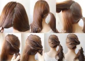 simple hair juda banane k trike picture 6