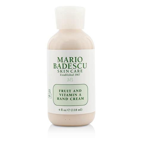 mario b skin cream picture 1