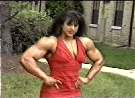 female muscle gifs picture 9
