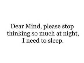 i want to sleep now. please picture 2