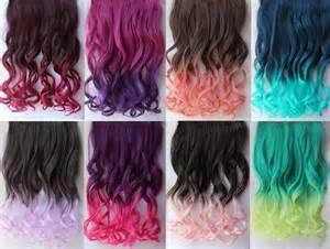 crazy hair coloring techniques picture 9