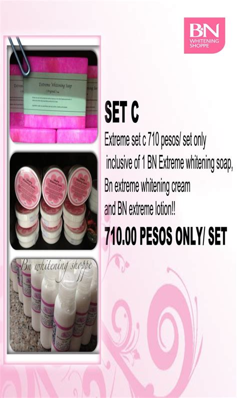 bn extreme whitening soap picture 6