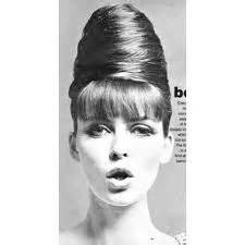 1960's beehive hair picture 5