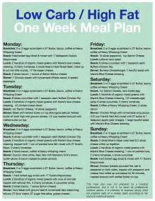 low carb weight loss plan picture 3