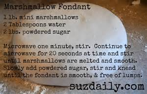 marshmallow fondant recipe picture 13