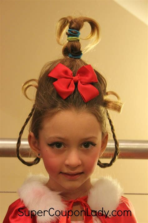 cindy lou who hair how to do picture 8