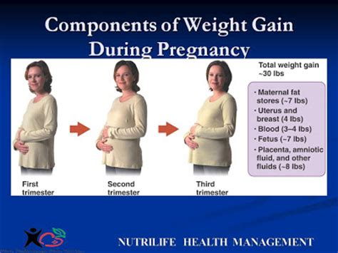 weight loss in second trimester picture 7